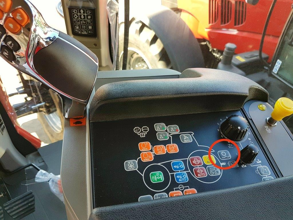 How to use Ride Control feature in Case IH Puma Tractors