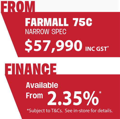 bunbaberg farmall c prices