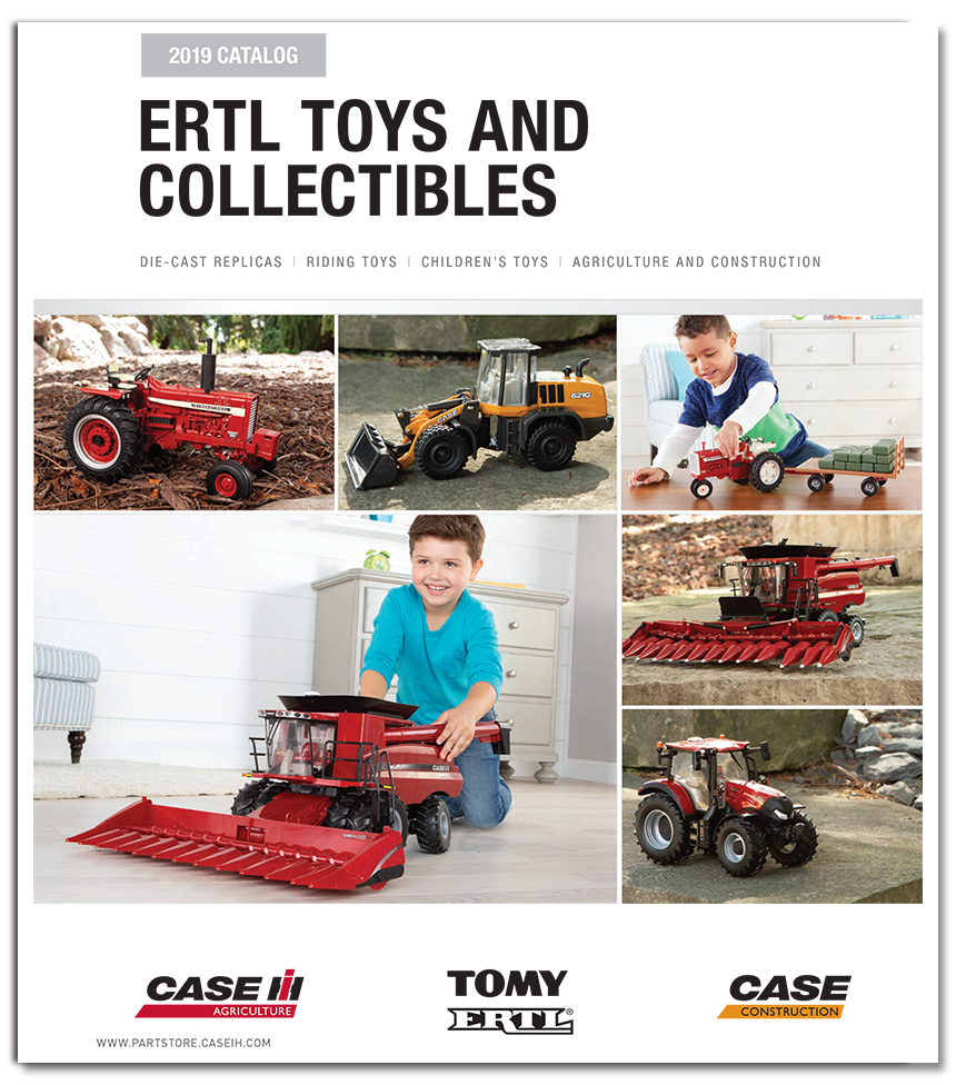 2019 toy catalogue