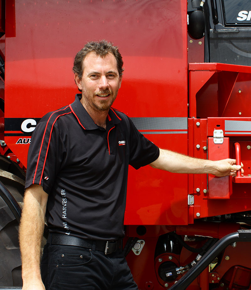 jason gordon harvester specialist
