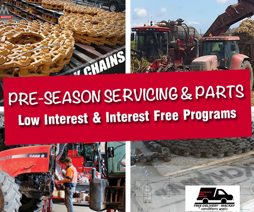 Pre-Season Servicing & Parts - Low Iterest & Interest Free Programs